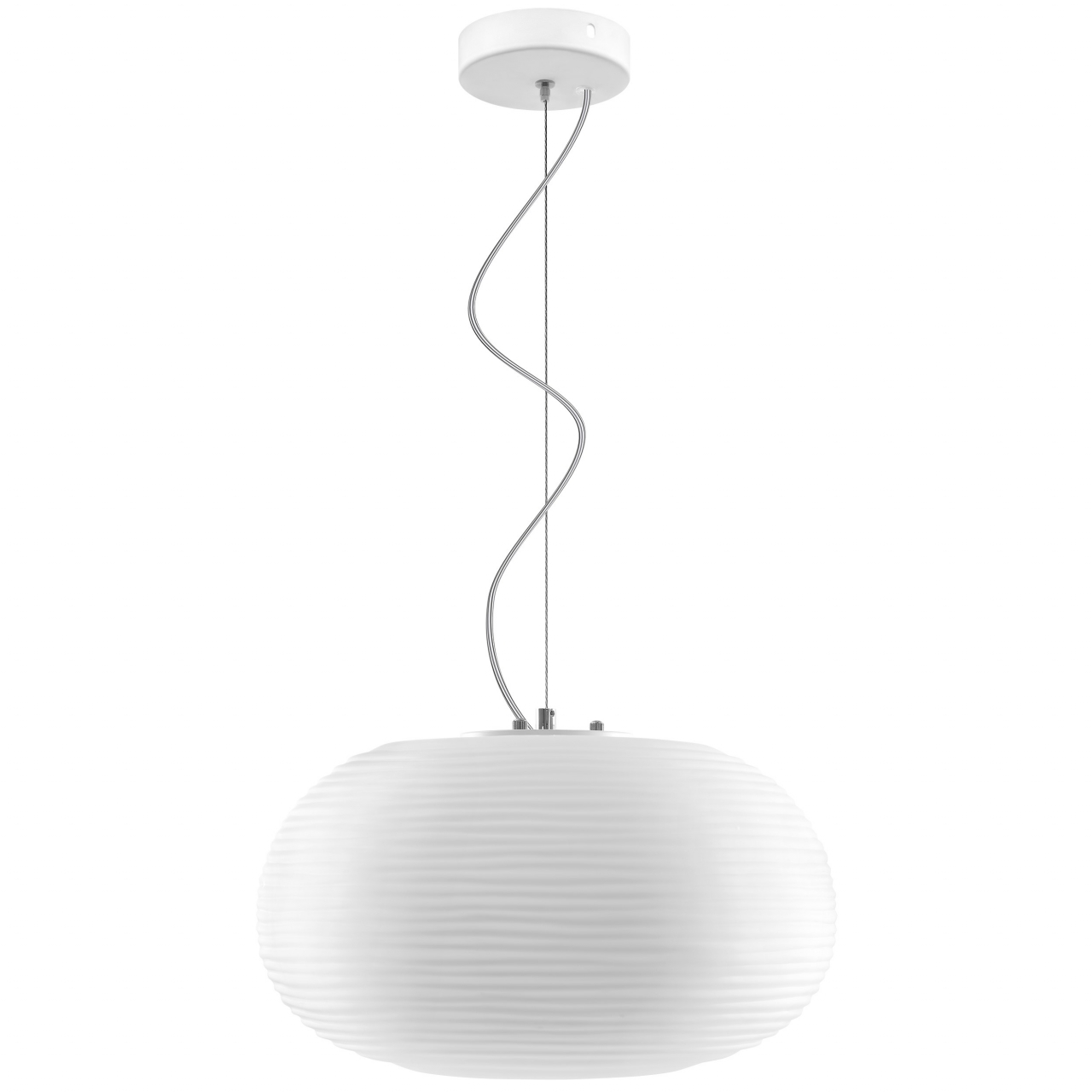 Люстра подвесная Arnia 1Х40W E27 Белый Lightstar 805013