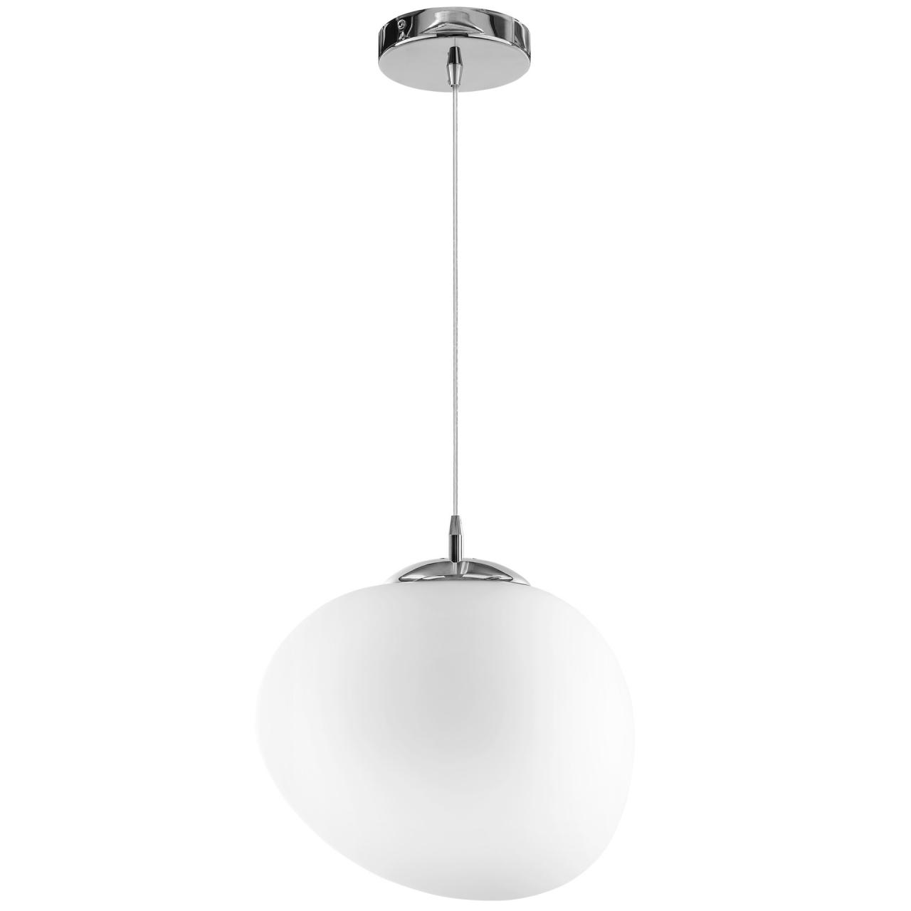 Люстра подвесная Arnia 1Х40W E27 Белый Lightstar 805016