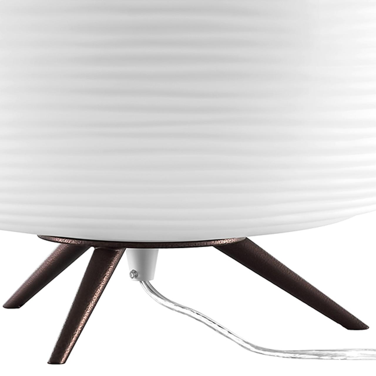 Настольная лампа Arnia 1Х40W E27 Коричневый / Белый Lightstar 805913