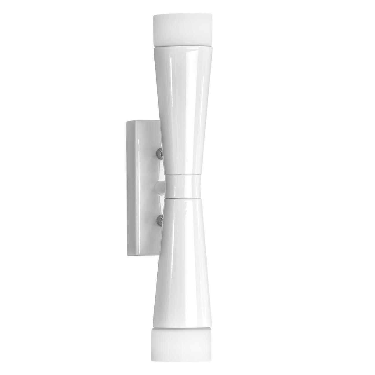 Бра Punto 2х7W G9 (Led) белый Lightstar 807626