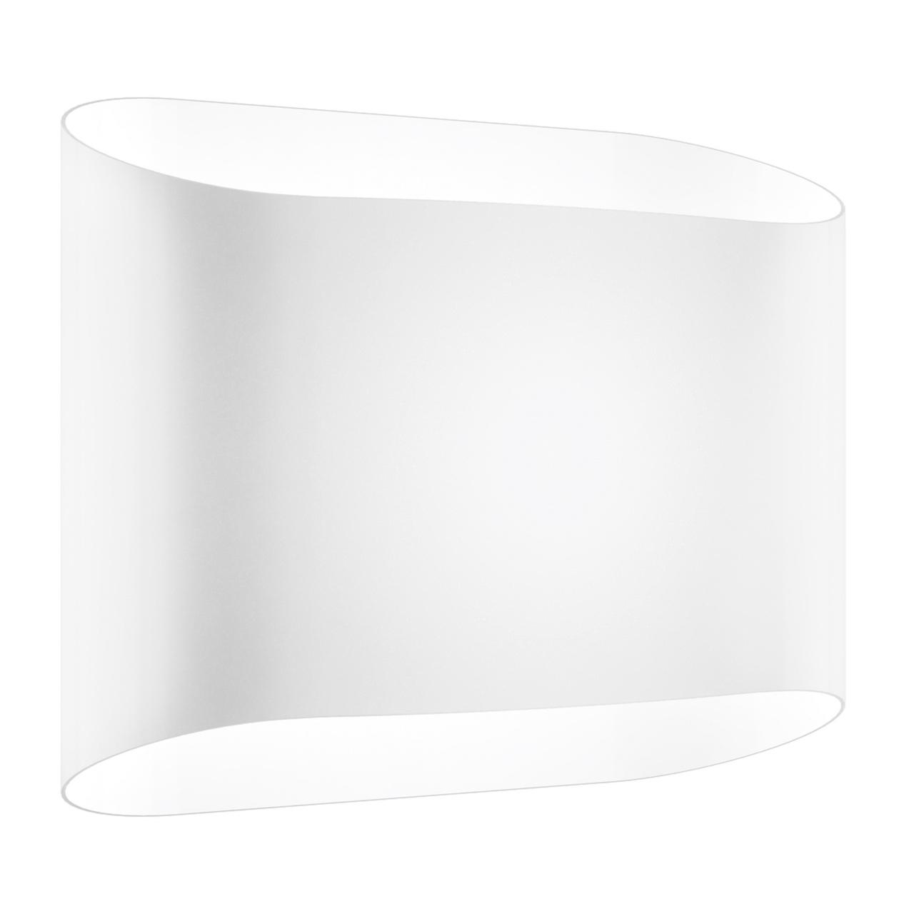Светильник настенный Muro 2х40W G9 хром / белый Lightstar 808620