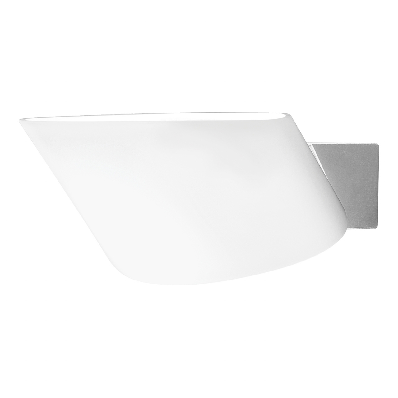 Светильник настенный Muro 1х150W R7s белый Lightstar 808630