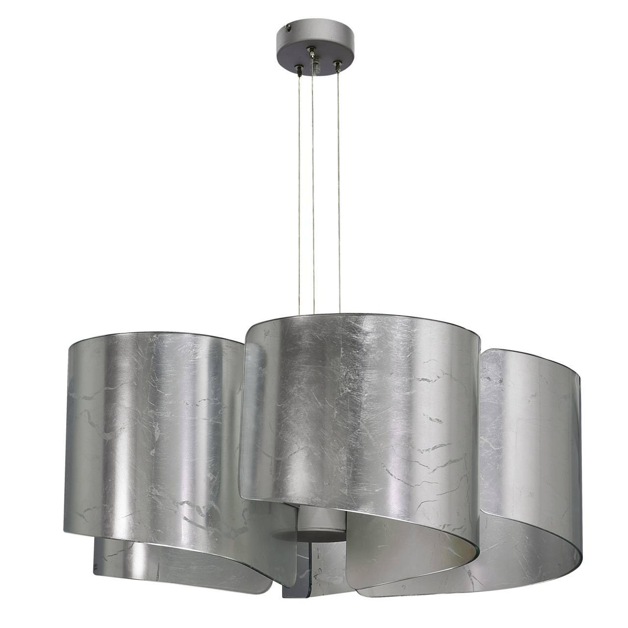 Люстра подвесная Pittore 5х40W E27 silver Lightstar 811154