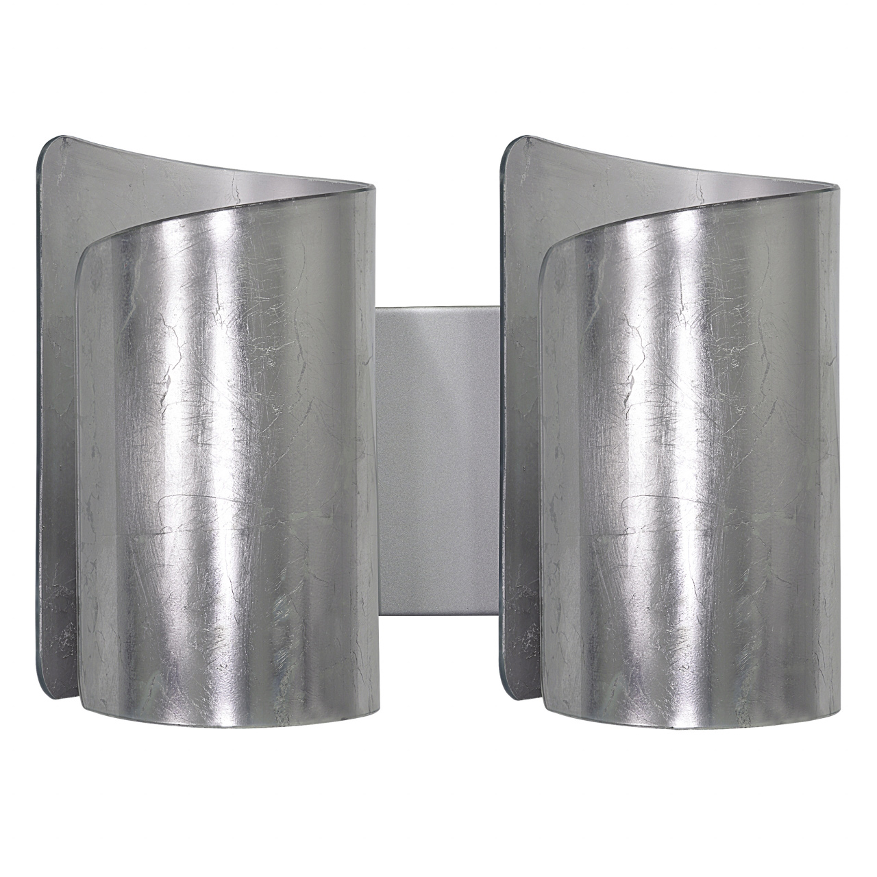 Бра Pittore 2х40W E27 silver Lightstar 811624