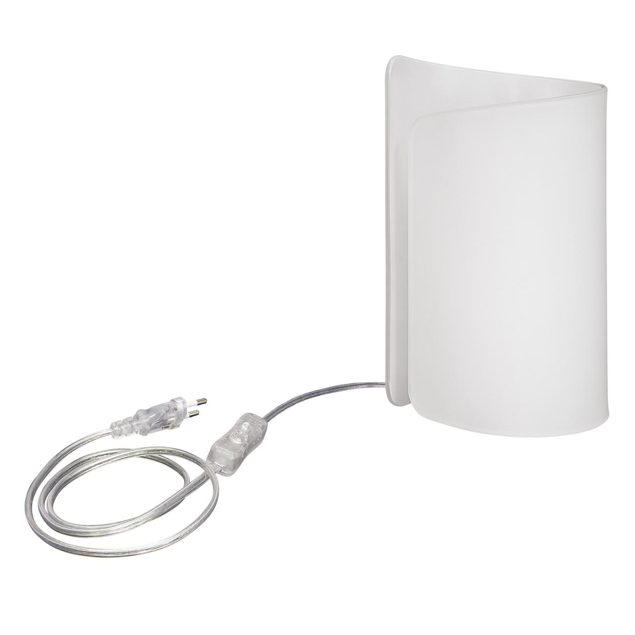 Настольная лампа Pittore 1х40W E27 белый Lightstar 811910