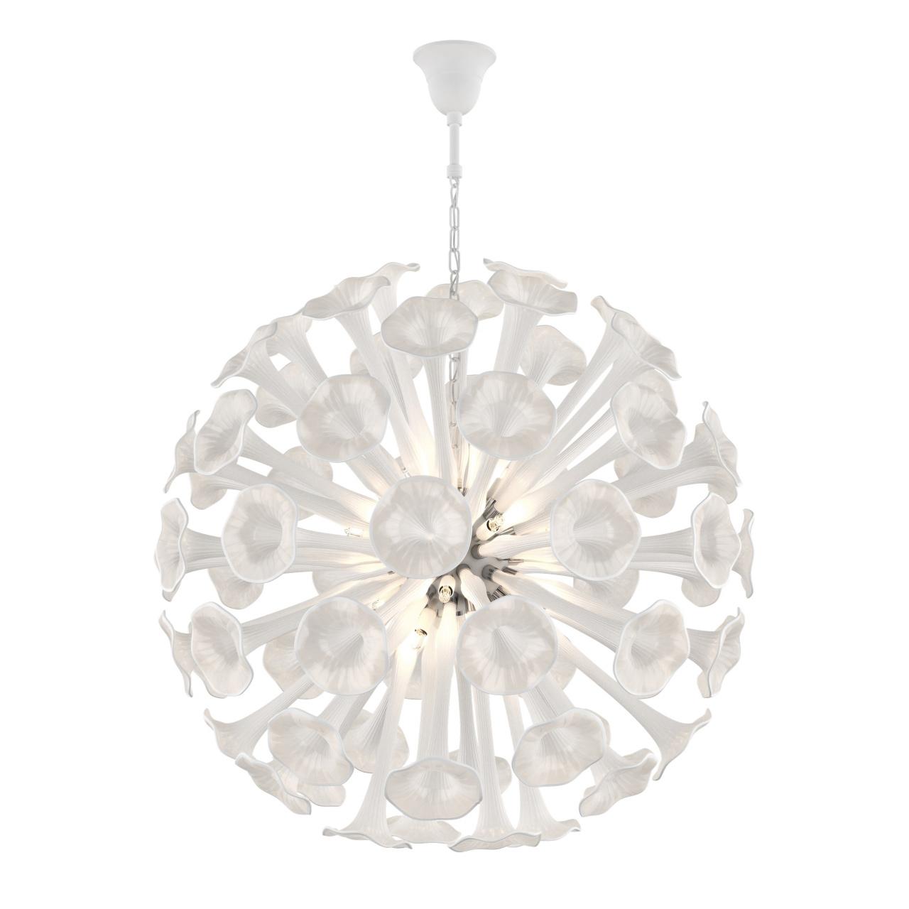 Люстра подвесная Bardano 18х40W G9 белый / белый Lightstar 891186