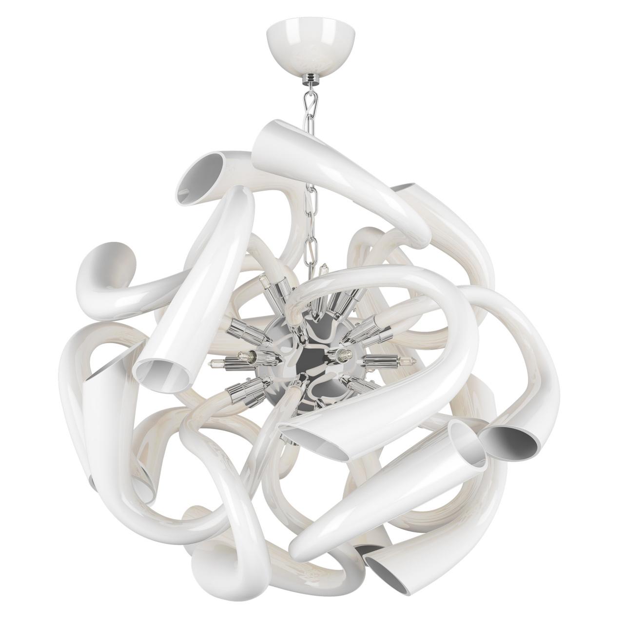 Люстра подвесная Stella 12х6W (Led) G9 белый Lightstar 892126