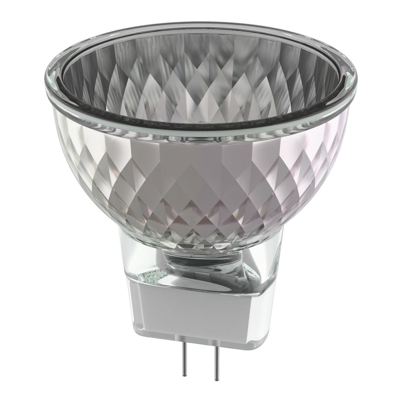 Лампа HAL 12V MR11 G4 35W 30G RA100 2800K 2000H DIMM Lightstar 921003