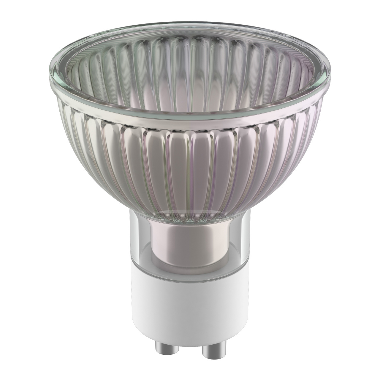 Лампа HAL 220V HP16 GU10 50W 40G DICHR RA100 2800K 2000H DIMM Lightstar 922007