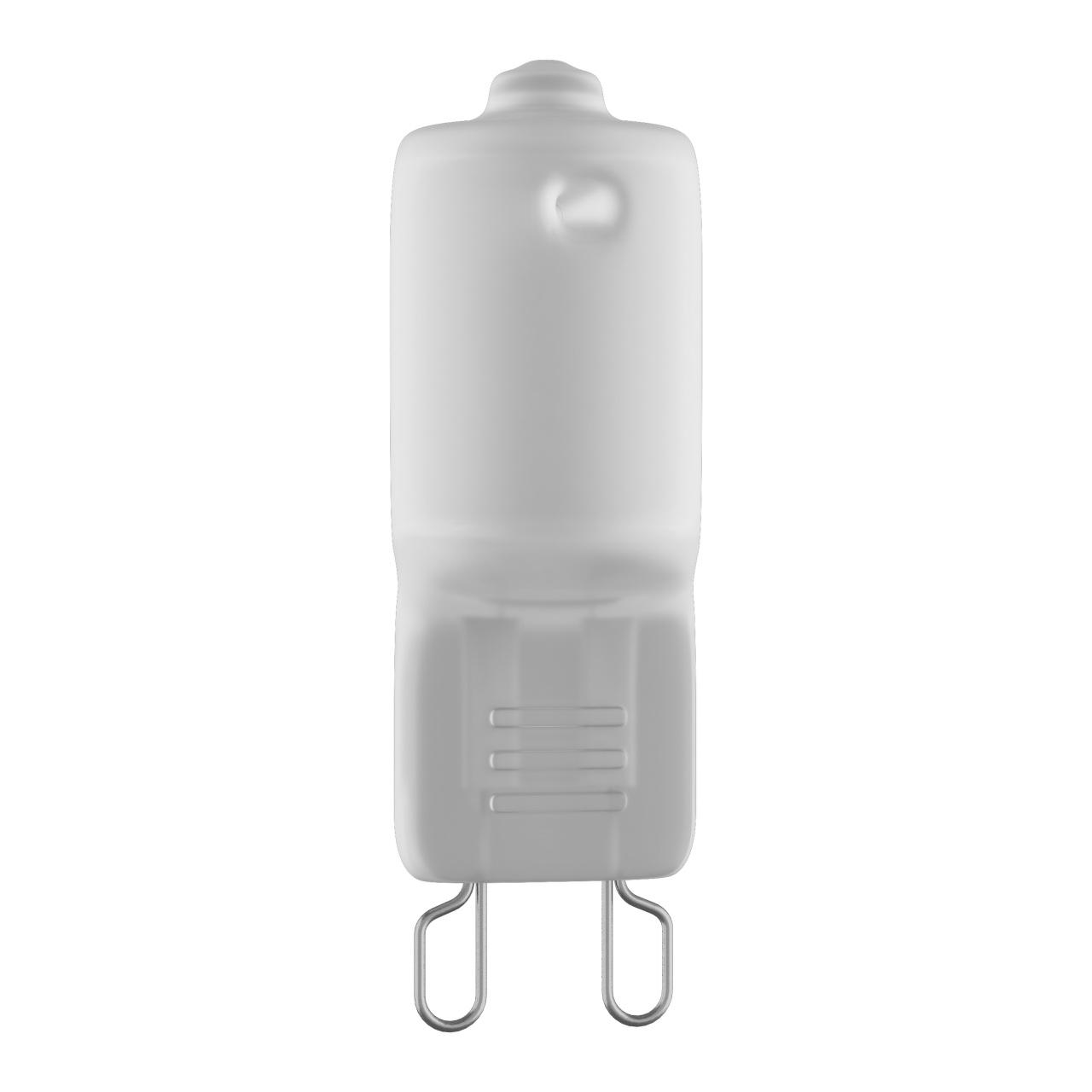 Лампа HAL 220V JC G9 40W FR RA100 2800K 2000H DIMM Lightstar 922033