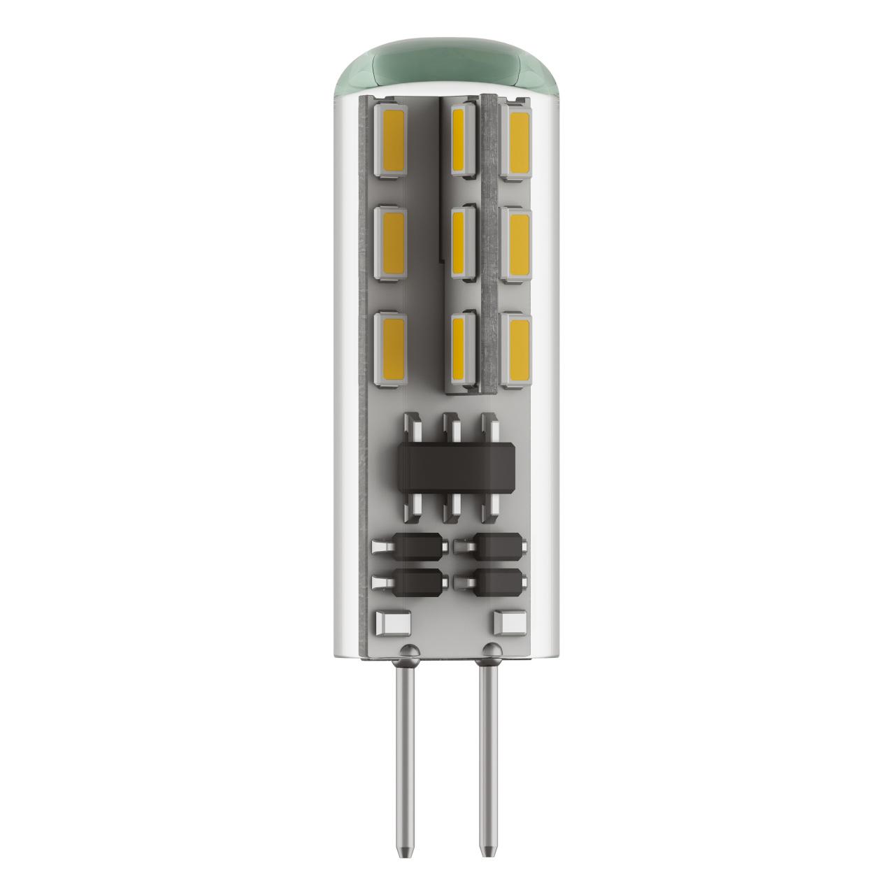 Лампа LED 12V JC G4 1.5W=15W 110LM 360G RA85 3000K 20000H Lightstar 932502