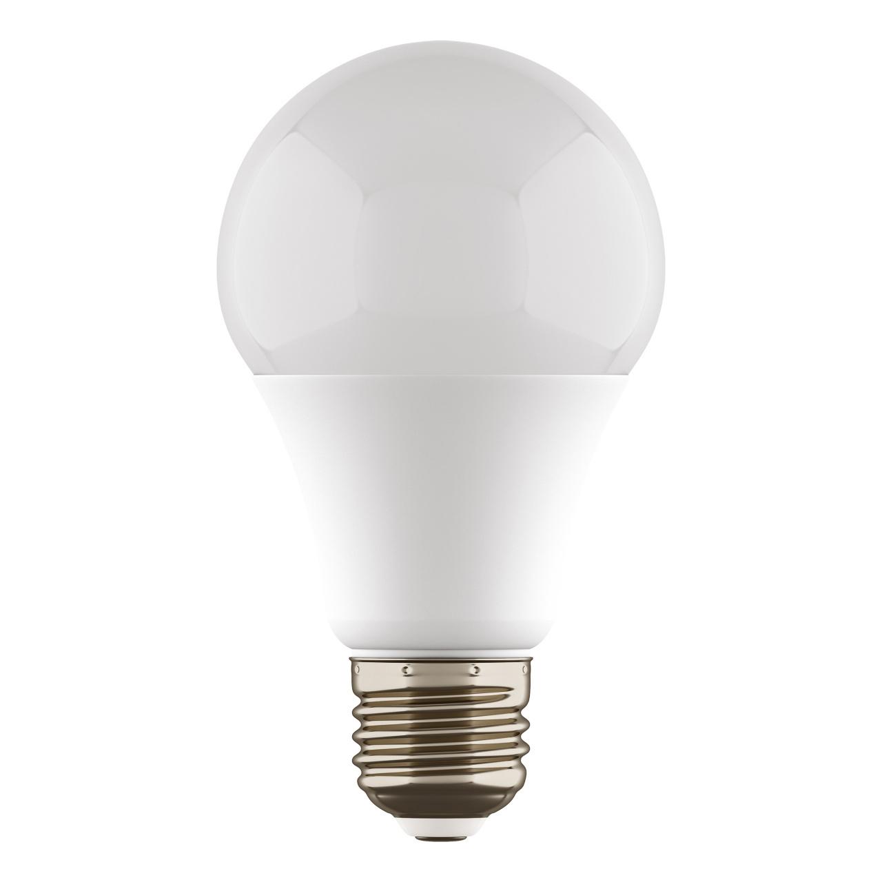 Лампа LED 220V A19 E27 6W=60W 500LM 360G 4000K DIMM Lightstar 940014