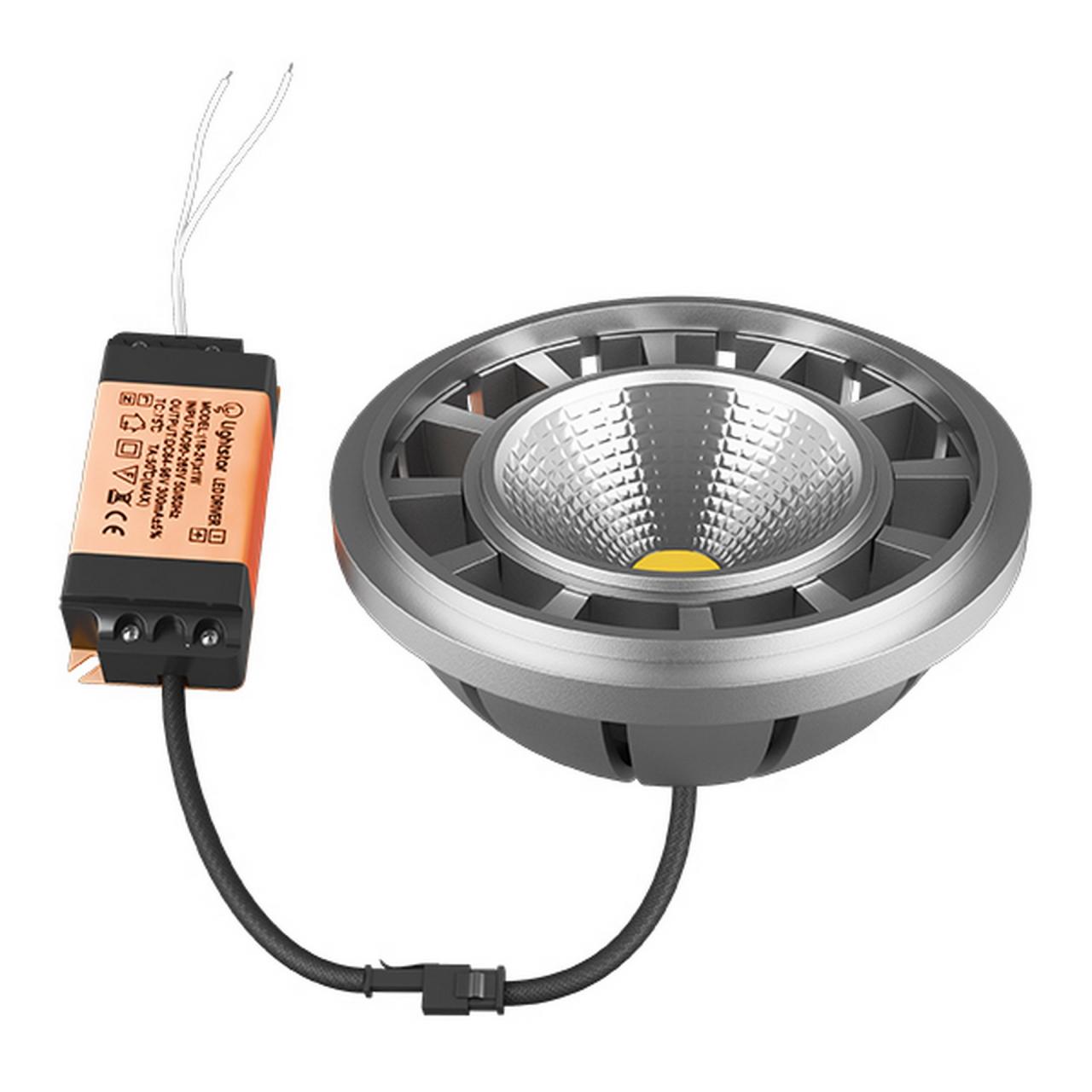 Светодиодная LED лампа AR111/DR111, 220V, 20W - 4000K. Lightstar 940124