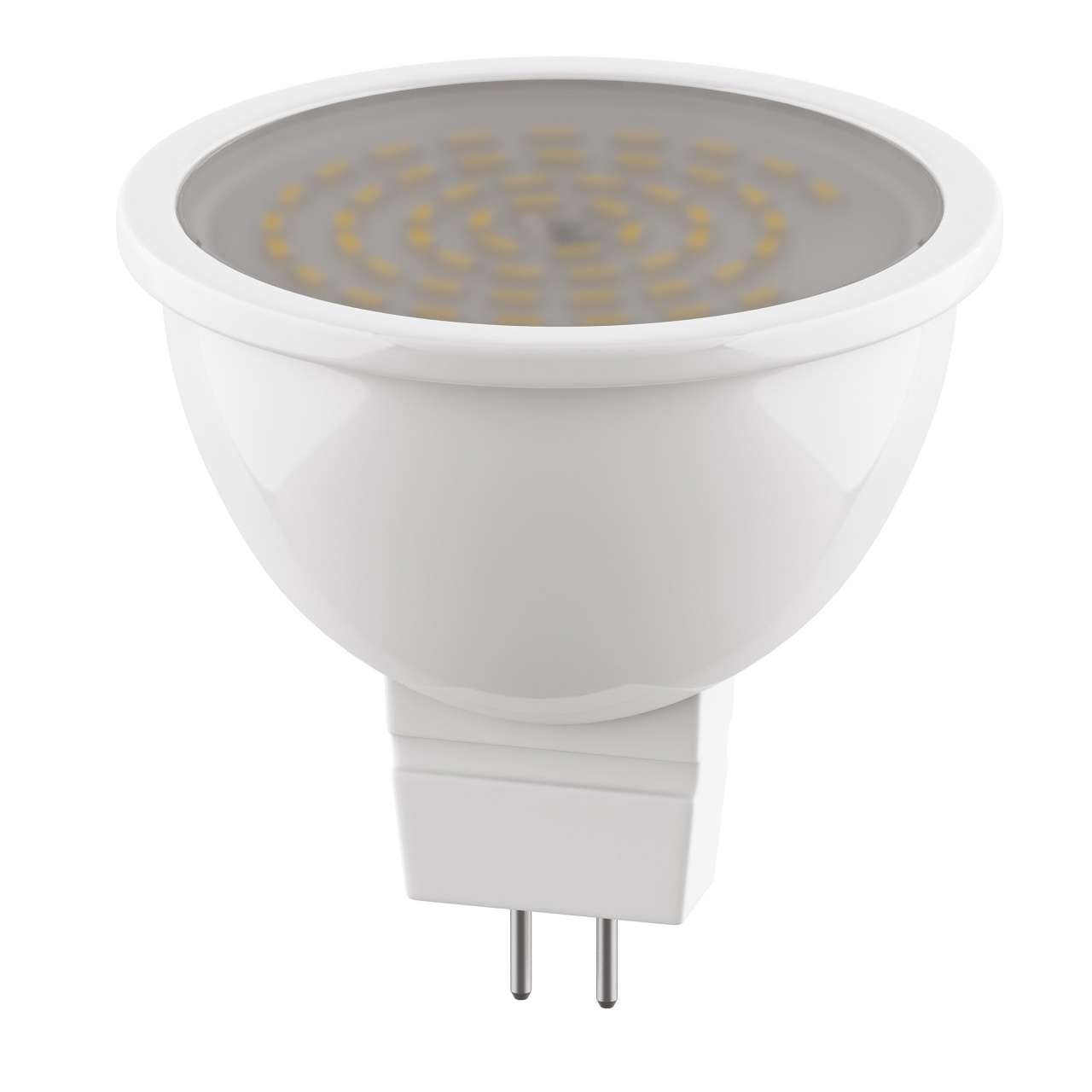 Лампа LED 220V MR16 G5.3 4.5W=40W 195LM 120G FR 3000K 20000H Lightstar 940202