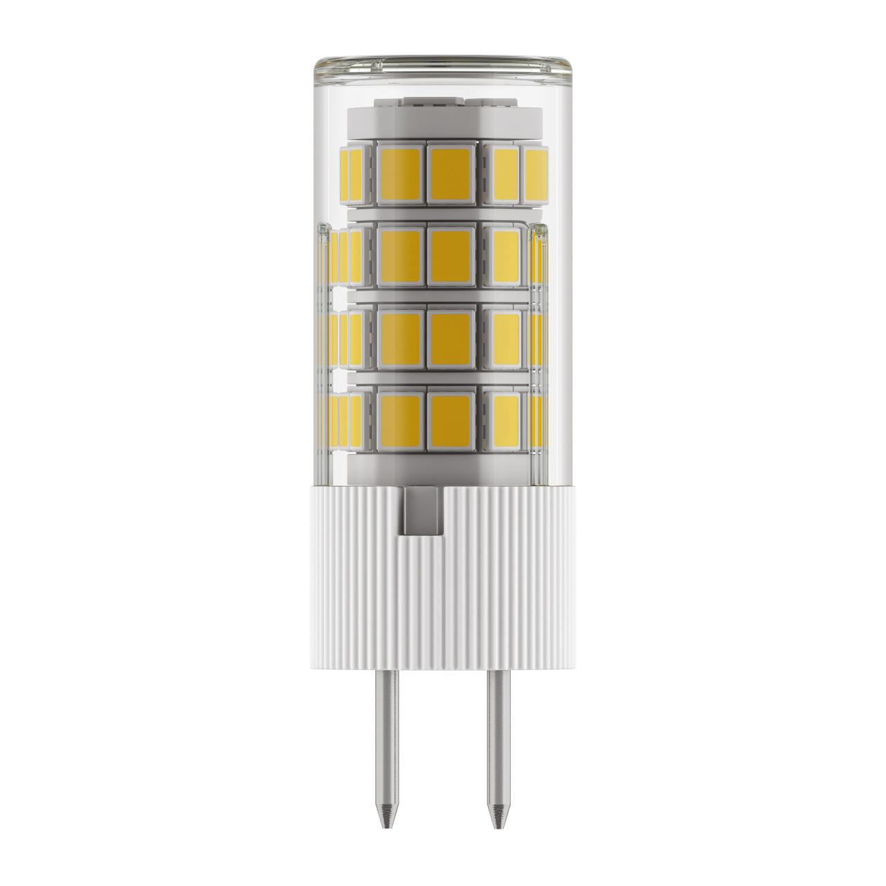 Лампа LED 220V Т20 G4 6W=60W 492LM 360G CL 3000K 20000H Lightstar 940412