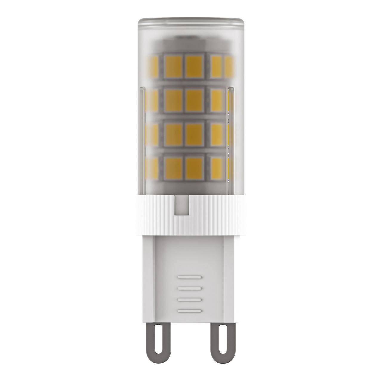 Лампа LED 220V JC G9 6W=60W 492LM 360G FR 3000K 20000H Lightstar 940462