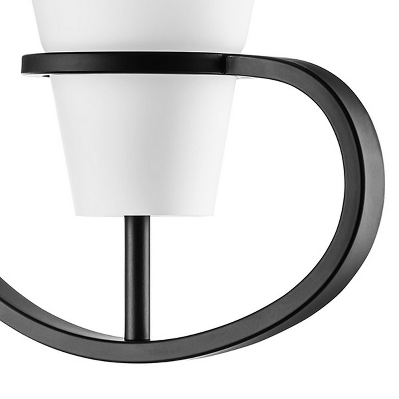Бра FIACOLLA LightStar 733617 цвет - черный/белый